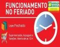 Horário de funcionamento do comércio no feriado da Independência do Brasil